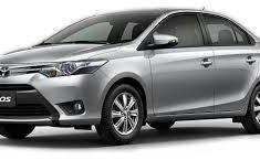 Bán ô tô Toyota Vios 1.3 J đời 2016, màu bạc, giá tốt giá 541 triệu tại Nghệ An
