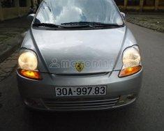 Cần bán Chevrolet Spark LT 0.8 MT đời 2011, màu bạc, chính chủ giá 179 triệu tại Hà Nội