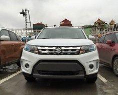 Cần bán Suzuki Vitara đời 2016, màu trắng giá 750 triệu tại Hà Nội