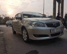 Cần bán Toyota Vios 1.5 G đời 2006, màu vàng chính chủ giá 285 triệu tại Hà Nội