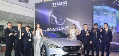 Chi tiết Mazda6 2017 vừa ra mắt