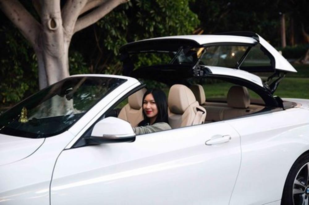 Người đẹp và xe: Gặp lại người mẫu ảnh lịch a2.