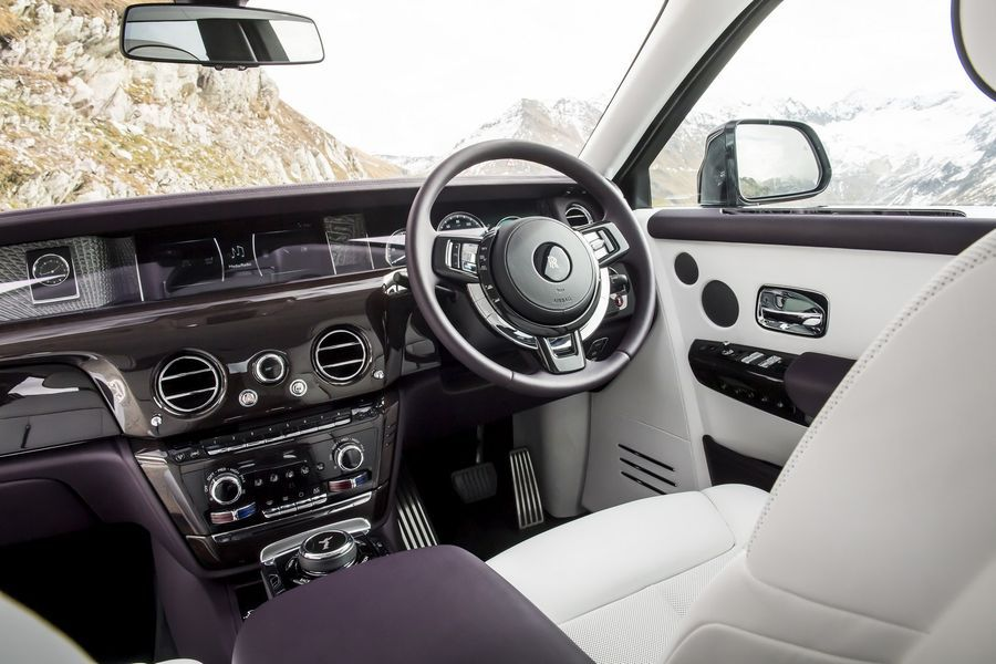 Nội thất Rolls-Royce Phantom 2018 3