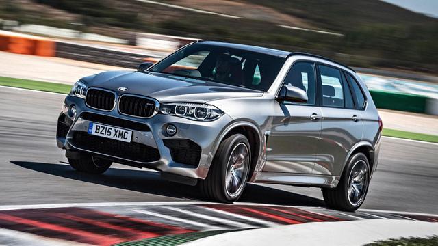 BMW X5M/X6M 10