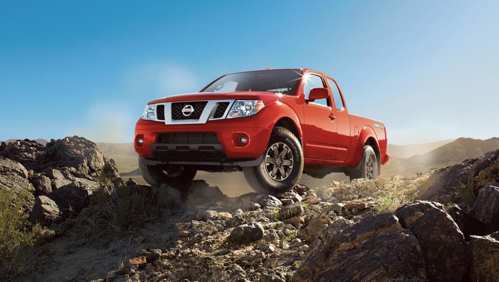 Nissan Frontier - 2005 9