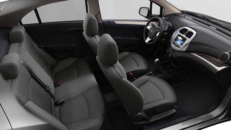 đánh giá nhược điểm của xe Chevrolet Spark 2018