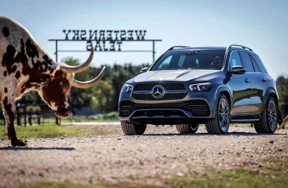 Mercedes-Benz GLE 2019 thế hệ mới nhất - ảnh 8.