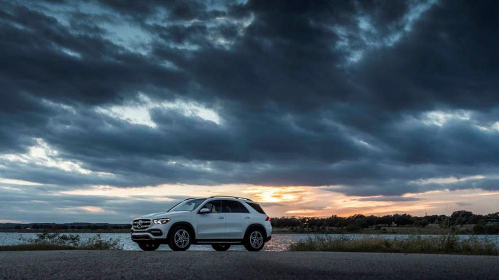 Mercedes-Benz GLE 2019 thế hệ mới nhất - ảnh 13.