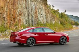 Honda Accord 2018: Mềm mại từng chi tiết