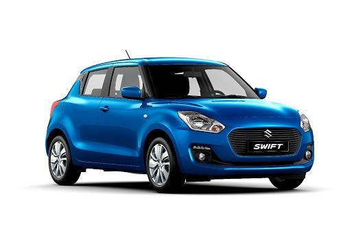 Màu xe Suzuki Swift - anh 2.