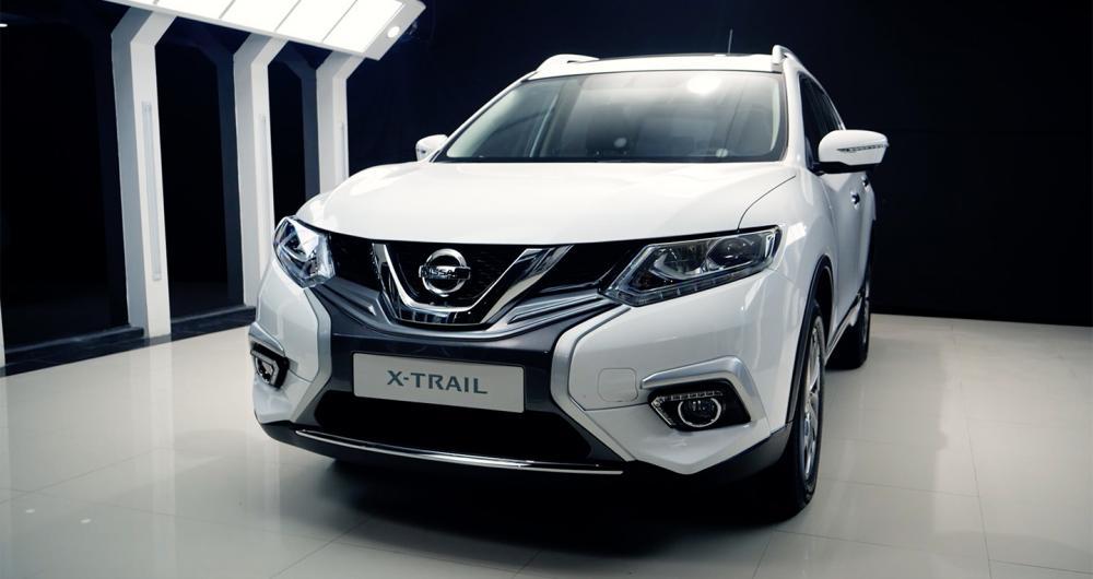 Nissan X-Trail V-Series giảm từ 20 - 30 triệu đồng cho 4 phiên bản a2