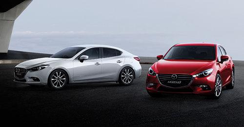 Mazda 3 2018: mềm mại trong từng đường nét