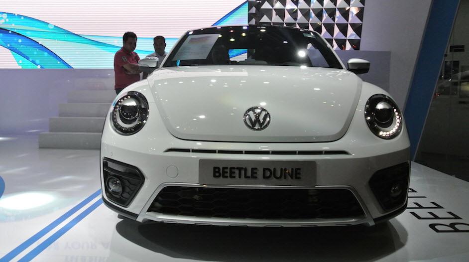 Volkswagen Beetle 2018 sử dụng động cơ tăng áp TSI 4 xy lanh với dung tích 2.0L