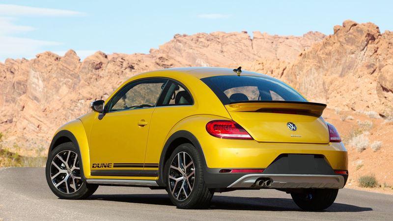 Volkswagen Beetle 2018 là mẫu xe coupe được ưa thích bởi thiết kế mới lạ - 1