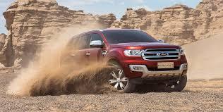 Ford Everest 2019: mạnh mẽ từng cuộc chiến