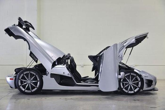 10 siêu xe đắt đỏ nhất hành tinh:Koenigsegg CCXR Trevita .