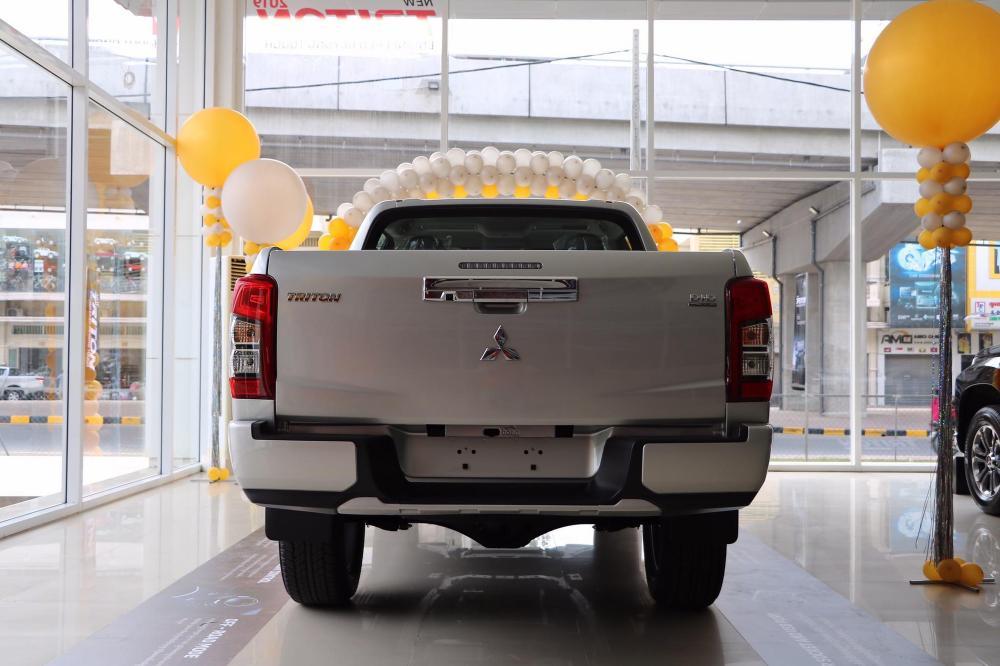 Đánh giá chung Mitsubishi Triton 2018