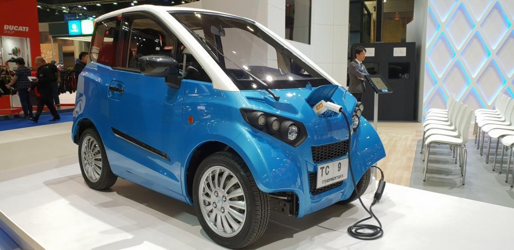 Fomm Concept One có thể lội nước có giá bán khoảng 250 triệu đồng.