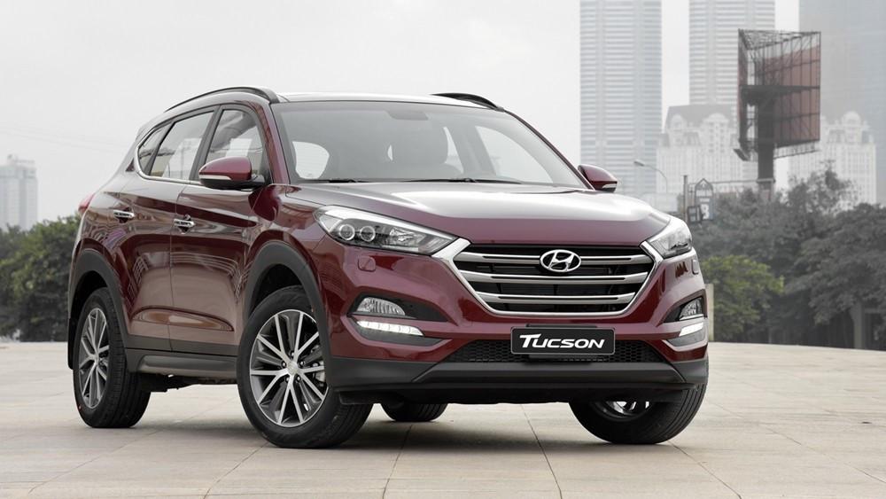 Giá xe Hyundai Tucson 2019