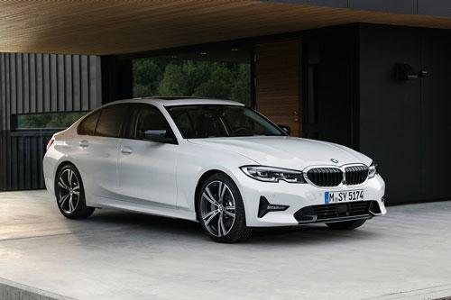 mẫu xe ô tô bị bán lại nhiều nhất sau 1 năm sử dụng - BMW 3 Series.