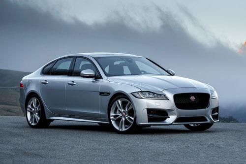 mẫu xe ô tô bị bán lại nhiều nhất sau 1 năm sử dụng - Jaguar XF.