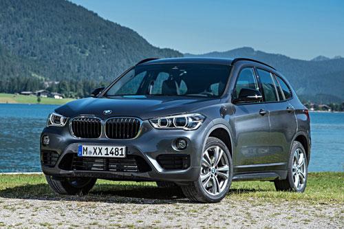 mẫu xe ô tô bị bán lại nhiều nhất sau 1 năm sử dụng - BMW X1.