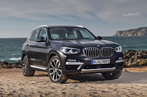 mẫu xe ô tô bị bán lại nhiều nhất sau 1 năm sử dụng - BMW X3.