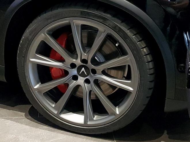Mâm xe SUV VinFast Lux V8.