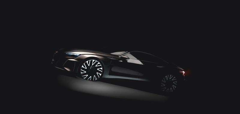 Top 10 mẫu xe ô tô điện nổi bật nhất trong tương lai: Audi E-Tron GT.