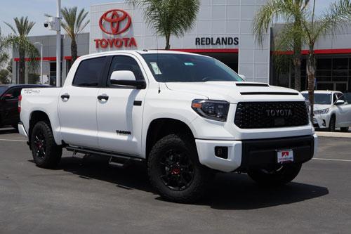 Gọi tên 10 xe bán tải tốt nhất hiện nay: Toyota Tundra TRD Pro 5.7L 4x4 CrewMax 2019..