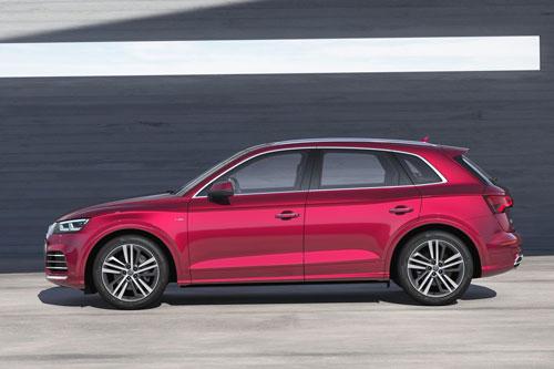 Top 10 xe SUV an toàn nhất năm 2019: Audi Q5 2019.