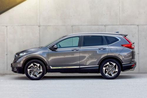 Top 10 xe SUV an toàn nhất năm 2019: Honda CR-V 2019.