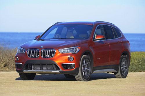 Top 10 xe SUV an toàn nhất năm 2019: BMW X1 2019.