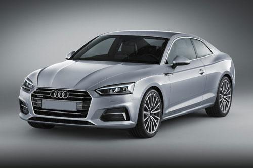 10 ô tô cỡ nhỏ đạt độ tin cậy cao nhất hiện nay: Audi A5 2019..