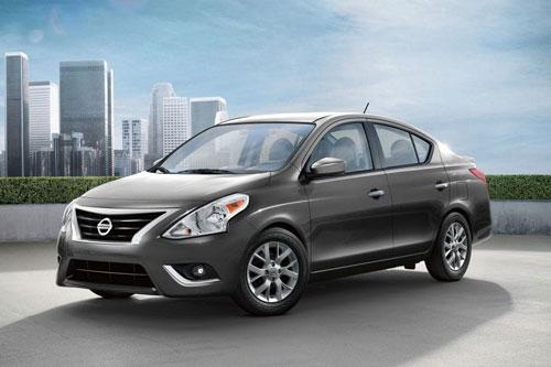 10 ô tô cỡ nhỏ đạt độ tin cậy cao nhất hiện nay: Nissan Versa 2019..
