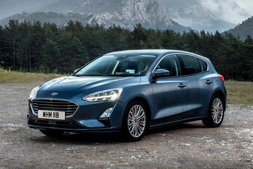 10 xe hơi ăn khách nhất tại Anh: Ford Focus.