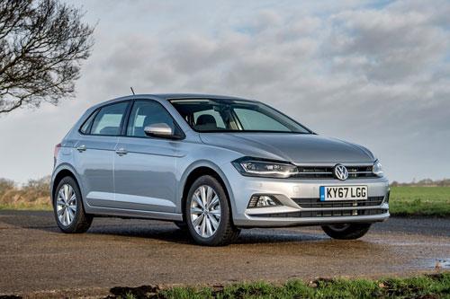 10 xe hơi ăn khách nhất tại Anh: Volkswagen Polo.