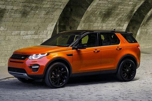 10 đối thủ đáng gờm của SUV cỡ nhỏ BMW X2: Land Rover Discovery Sport 2019..