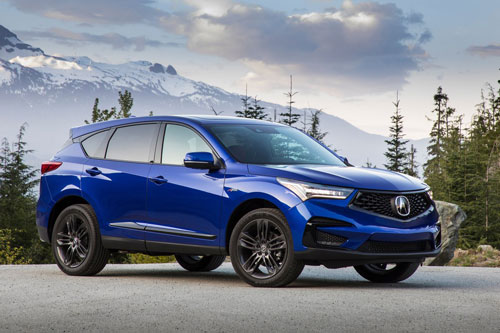 10 đối thủ đáng gờm của SUV cỡ nhỏ BMW X2: Acura RDX 2019..