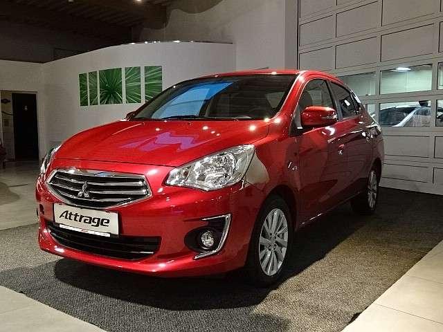 Mitsubishi Attrage phù hợp với những ai yêu tính thực dụng của xe Nhật