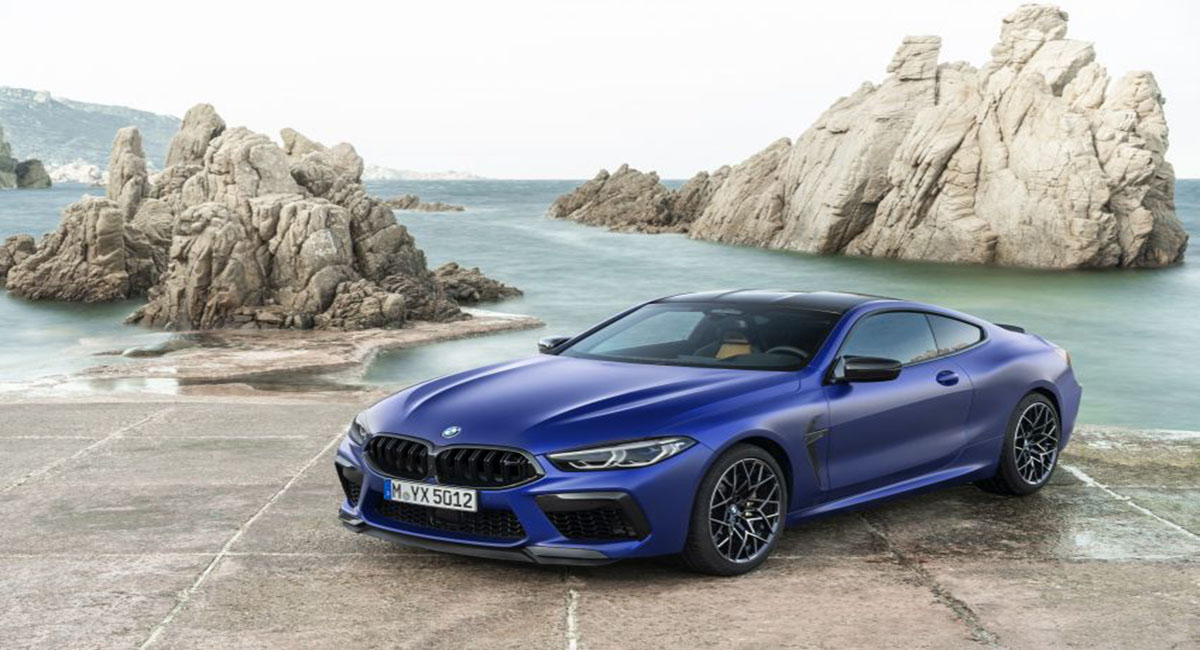 BMW M8 siêu tốc độ