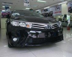 Toyota Hải Dương bán Corola Altis mầu đen 2018, giảm giá lớn nhất, giao xe ngay giá 759 triệu tại Hải Dương