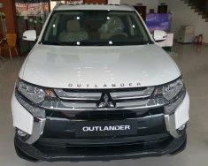 Cần bán Mitsubishi Outlander Sport GLS đời 2018, màu trắng, giá 800 triệu tại Hà Nội