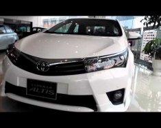 Bán Toyota Altis model 2018 1.8G trắng, khuyến mại hơn 50Tr, bao lăn bánh, tặng phụ kiện giá 680 triệu tại Tp.HCM