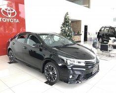 Cần bán xe Toyota Corolla Altis 2.0V CVT-i đời 2018 full options, màu đen, giá tốt, hỗ trợ trả góp 90%, giao xe ngay giá 833 triệu tại Hà Nội