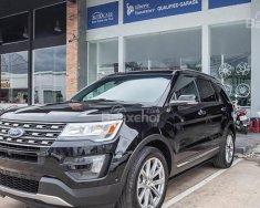 Cần bán Ford Explorer đời 2017, màu đen, nhập khẩu nguyên chiếc giá 2 tỷ 180 tr tại Hà Nội