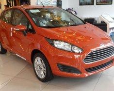 Ford Fiesta AT 2018 động cơ Ecoboost, giao xe ngay, hỗ trợ vay đến 80% giá 550 triệu tại Tp.HCM