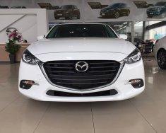 Cần bán Mazda 3 Facelift đời 2018, màu trắng giá 659 triệu tại Hà Nội