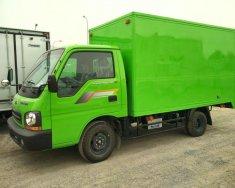 Cần bán Thaco Kia K190 thùng kín đời 2017, màu xanh lá, giá 314tr giá 314 triệu tại Hà Nội