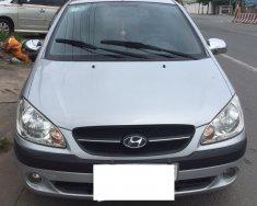 Xe Hyundai Getz đời 2009, màu bạc, nhập, số sàn, zin đẹp giá 255 triệu tại Bình Dương
